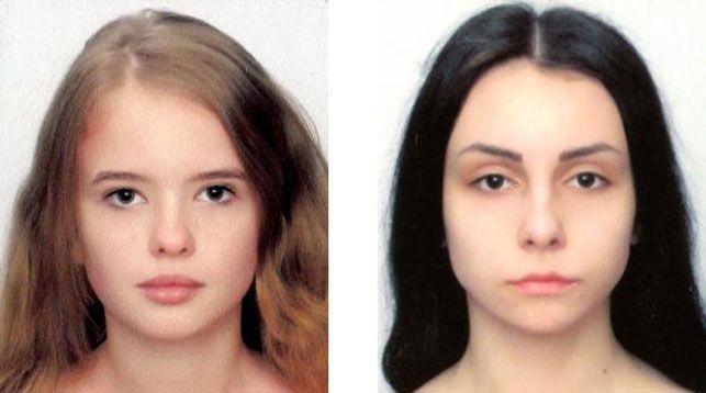 Пропавшие девушки: Короткова Анастасия и Корж Мария